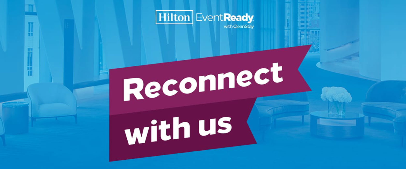 Reconnect with Us